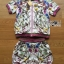 Gucci Sweet Sporty Floral Printed Jacket and Shorts Set L266-8504 thumbnail 15