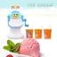 J019 เครื่องทำไอศรีม เพนกวิน Ice cream maker (ทำได้จริง) thumbnail 1