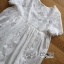 Lady Chloe Classic Embroidered Organza and Cotton Dress L184-79C11 thumbnail 12