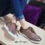 รอเท้าผ้าใบประดับคริสตัล งาน Zara Shiny Trainers thumbnail 2
