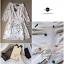 ASOS PETITE Exclusive Geometry Stitch Mini Dress L129-75E07 thumbnail 3