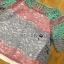 Lady Rachel Rainbow Pastel Striped Lace Set L263-7908 thumbnail 13