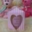 แก้วลายสำเร็จหมีลักกี้อินเลิฟใส่กล่องทางฝาจีบบนเลือกสีได้ thumbnail 1
