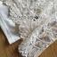 Lady Camilla Classic Feminine off- whiteLace Dress with Ribbon L249-79C03 thumbnail 17