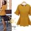 Daisy italy plain blouse thumbnail 11
