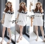 DR-LR-090 Lady Florence Vintage Chic Embroidered Mini Dress thumbnail 12