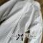 Lady Emily Basic Striped Shirt Dress in White thumbnail 9