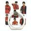 KGTH5 แหวนติดมือถือ GOT7 ของแฟนเมด ติ่งเกาหลี thumbnail 1