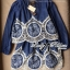 DR-LR-049 Lady Natalia Hive Embroidery Mini Dress thumbnail 10
