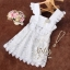 White Premium Little Lace style Cuty Fashion S159-99C06 thumbnail 6