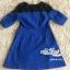 Dress denim lace shirt short race by Aris Code A222-75C02 thumbnail 12