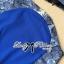 Lady Christina Sexy Off-Shoulder Crop Top and Ruffle Skirt Set L127-85C01 thumbnail 7