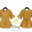 Daisy italy plain blouse thumbnail 5