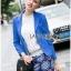 Lady Becca Smart Elegant High-Neck White Lace Blouse L254-69C02 thumbnail 9