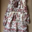 Lady Merry Blooming Print Glittery Mini dress L217-89E01 thumbnail 5