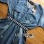 Lady Jennifer Sporty Chic Denim Mini Dress L255-79C15 thumbnail 8
