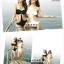 SM-V1-310 ชุดว่ายน้ำแฟชั่น คนอ้วน เด็ก ดารา thumbnail 3