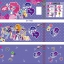 SR009 ไข่เซอร์ไพร์ส Little Pony 3 ชั้น thumbnail 6