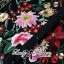 DR-LR-273 Lady Kate Flower Embroidered Shirt Dress in Black thumbnail 8