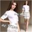 Chloe Lace T-Shirt and Lace Skirt Ensemble Set L163-79C08 thumbnail 2