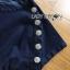 Lady Jeanne Rock Chic Studded Dark Denim Mini Dress L218-85E01 thumbnail 15