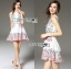 Lady Sweet Embroidered Lace Cocktail Dress L243-95C04 thumbnail 4