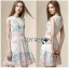 Lady Sweet Embroidered Lace Cocktail Dress L243-95C04 thumbnail 1