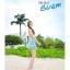 SM-V1-029 ชุดว่ายน้ำแฟชั่น คนอ้วน เด็ก ดารา thumbnail 5