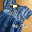 Lady Sweet Effortless Embroidered Denim Dress thumbnail 9