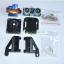 HC-SR04 9G SG90 servo motor FPV dedicated nylon PTZ for arduino kit thumbnail 1