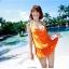 SM-V1-246 ชุดว่ายน้ำแฟชั่น คนอ้วน เด็ก ดารา thumbnail 4