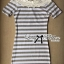 DR-LR-122 Lady Cherline Smart Casual Striped Lace Dress thumbnail 11