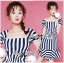 DR-LR-223 Lady Jenny '50s Style Mixed Striped Dress thumbnail 8