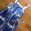Dolce & Gabbana Italian White & Blue Printed Button-Down Dress L241-69B02 thumbnail 15