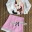Lady Sarah Sweet Little Girl Printed Embellished Pink Set L139-75C01 thumbnail 5