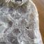 Lady Camilla Classic Feminine off- whiteLace Dress with Ribbon L249-79C03 thumbnail 12