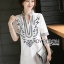 Lady Allison Chinoise Embroidered Cotton Shirt Dress L189-75E07 thumbnail 11
