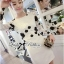 DR-LR-266 Lady Elegant Monochrome Embroidered Lace Dress thumbnail 4