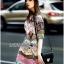 Lady Florence Hippie Chic Printed Satin Dress L191-75C07 thumbnail 13