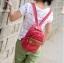กระเป๋าเป้แบบน่ารัก สีสันสดใส จะไว้สะพายหลังหรือแบบคาด thumbnail 6