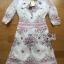Lady Serena Smart Feminine Embroidered Cotton Dress L272-9914 thumbnail 9