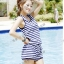 SM-V1-194 ชุดว่ายน้ำแฟชั่น คนอ้วน เด็ก ดารา thumbnail 6