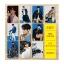 KGTO17 สติกเกอร์ GOT7 ของแฟนเมด ติ่งเกาหลี 1 ชุด 10 แผ่น thumbnail 1