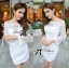 DR-LR-201 Lady Natalie Elegant Crystal Embellished Insert Lace Dress thumbnail 1
