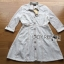 Lady Kim Sexy Elegant Lace and Denim Shirt Dress L199-79C04 thumbnail 9