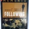 (DVD) Following (1998) แกะรอยอาชญากรซ่อนเขี้ยว