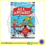 Enid Blyton 4 books in 1 : All Aboard : The Family Series หนังสือผจญภัยของอีนิด ไบล์ตัน