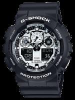 นาฬิกาข้อมือ CASIO G-SHOCK STANDARD ANALOG-DIGITAL รุ่น GA-100BW-1A