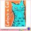 Hannah Rollings : Colour A Cat หนังสือส่งเสริมจิณตนาการ วาดภาพ เติมภาพ ธีมแมว thumbnail 1
