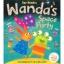 Sue Hendra : Wanda's Space Party นิทานปกอ่อน ของ ซู เฮนดรา ปาร์ตี้อวกาศของแวนด้า โดยผู้แต่ง Barry the fish with fingers thumbnail 1